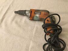 RIGID R6000- 120V - CORDED - DRYWALL SCREWGUN