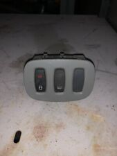 Vivaro Trafic Primastar heated rear window & lock switch 01 - 14