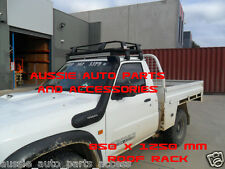 Deluxe Fully Enclosed ALLOY Roof Rack Cage  850mm for Nissan Patrol GQ GU Ute