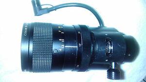 NF Mount pro CAMERA LENS 1:2/17~102 e630784 for xc999 sony xc-999 xc777 xc-777