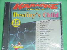 Destiny's Child~Chartbuster Karaoke~90227~~Independent Women~~~Say My Name~~CD+G