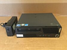 Lenovo ThinkCentre M90p Core i5 2 x 3.33GHz 4GB 250GB DVD-RW PC Computer