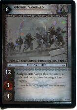 Lord of the Rings LOTR TCG -Mount Doom 10R63 Morgul Vanguard Foil Card