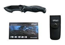 Walther OSK II Outdoor Survival Knife Taschenmesser inkl. Nylon-Etui Neu OVP