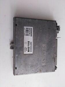Renault Engine Control Unit Ecu S101727104Q 7700873714  # A23