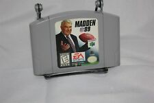 Madden 99 N64 Nintendo 64 EA Sports