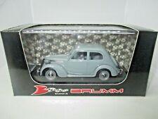 FIAT 1100 B 1948 GRIGIO R064-02 BRUMM SCALA 1:43