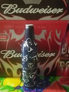 1 CORONA LIMITED EDITION TOMORROWLAND MEXICO ISSUE ALUMINUM BEER BOTTLE CAN ALU