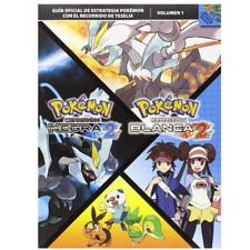 Guia Oficial Pokemon Edicion Negra 2 / Blanca 2
