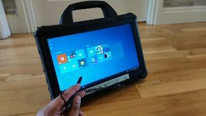 """13.3"""" PANASONIC TOUGHBOOK CF-D1 RUGGED DIAGNOSTICS ENGINEERS XENTRY TABLET 16GB"""