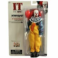 Mego 8 inch Horror Action Figure - IT the Movie - Pennywise