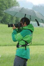 Euroschirm Telescope Handsfree Umbrella Hiking Umbrella Olive