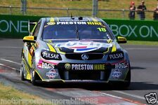 10X Lee Holdsworth 2015 6x4 photos V8 Supercars HOLDEN COMMODORE HRT