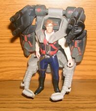 Star Wars deluxe Han Solo kenner Figur 1996 1997