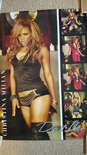 Christina Milian Original Poster 20 x 28 NEW - rolled - Dip It Low