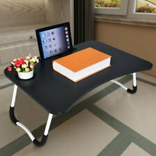 Foldable Portable Laptop Stand Bed Laptop Table Small Desk Breakfast Tray HU