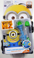 Despicable Me - DELUXE MINION STUART W/FART DART LAUNCHER Action Figure
