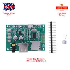Bt201 Dual Mode 5.0 Bluetooth Lossless Audio Power Amplifier Board Module