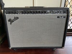 Fender Pro 185 guitar amp