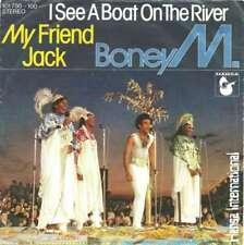 "Boney M. - I See A Boat On The River / My Friend J 7"" Vinyl Schallplatte - 2881"