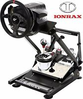 IONRAX RS1 Racing / Steering Wheel Stand GT6 GT5 PS3 PS4 G27 G29
