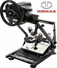 IONRAX RS1 Racing / Steering Wheel Stand GT6 GT5 PS3 PS4 G27 G29 On Sale