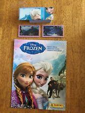 2013 Panini Disney Frozen Movie 192 Sticker Complete Set Loose Empty Album New
