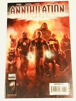 ANNIHILATION CONQUEST #6 UNREAD FIRST NEW GUARDIANS OF THE GALAXY 2008 HOT MOVIE