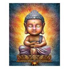 5D Diamond Painting Diamant Kreuzstich Stickerei Malerei Bild Buddhafigur 36*30