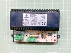 ELMDENE P/N: G1803NU ( Voltage in: 110 -240Vac - Out: 13.8V - 3A )