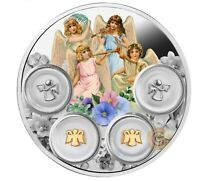 YOUR ANGELS Silver Coin 5$ Niue 2.5 OZ COIN, 2019