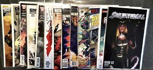 Marvel DC Indie Comic Book Collection Grab Bag Lot. VF - NM 1st Apps, TPBs, Keys