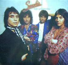 SMOKIE - Bright Lights Back Alleys, unique GDR Vinyl LP, AWA Intershop, NM / EX