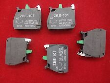 5PCS ZBE-101 N/O CONTACT BLOCK FITS XB4 XB5 Series Products
