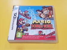 Mario Vs Donkey Kong Parapiglia a Minilandia GIOCO NINTENDO DS VERSIONE ITA