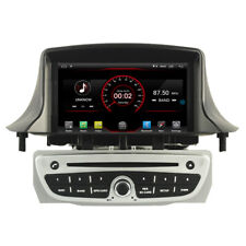"""7"""" Android 10 Car GPS DVD Radio Player for Renault Megane 3 Fluence 2008 - 2015"""