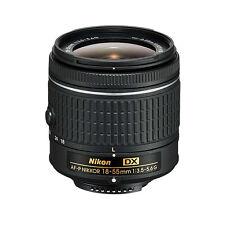 Nikon 18-55mm f/3.5-5.6G AF-P DX Nikkor Zoom Lens BRAND NEW