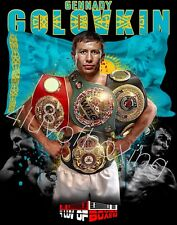 Gennady Triple G Golovkin 24x36 Boxing Poster 4LUVofBOXING GGG New