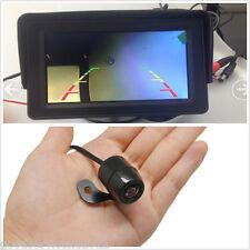 170° CCD Auto Rear View Backup Parking NTSC Camera LCD TFT Color Screen Tool Kit