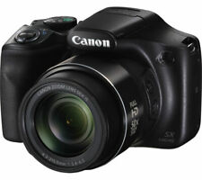 CANON PowerShot SX540 HS Bridge Camera - Black - Currys
