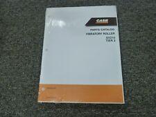 Case Model SV210 Tier 3 Vibratory Roller Parts Catalog Manual P/N 87659333 NA