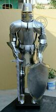Medieval Knight Wearable Full Body Armour Suit Of Armor Crusader