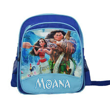 DISNEY MOANA MAUI KIDS CHILD PRESCHOOL KINDERGARTEN SCHOOL SHOULDER BACKPACK BAG