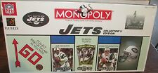 NEW YORK JETS MONOPOLY - NFL 2004 EDITION FACTORY SEALED
