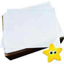 100 x A5 Plain Document Enclosed Wallets Envelopes C5