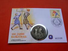 *Numisbrief 1991 mit 5 Dollar Niue 1991*