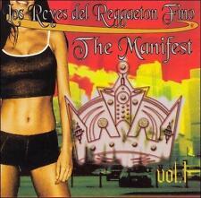 Various Artists, Manifest: Reyes Del Reggaeton Fino 1, New