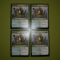 Camaraderie x4 Guilds of Ravnica 4x Playset Magic the Gathering MTG