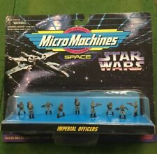 Micro Machines 1996 Space Star Wars Imperial Officers