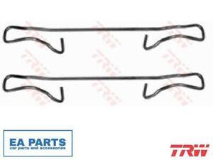 Accessory Kit, disc brake pads for DAEWOO OPEL TRW PFK304